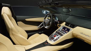 Lamborghini Aventador LP 700-4 Roadster announced - photo 10