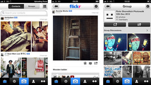 New-look Flickr iPhone app pictures and hands-on - photo 2