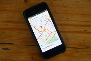 Google Maps for iPhone explored - photo 1
