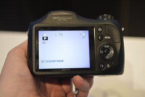 Sony Cyber-shot H200 superzoom pictures and hands-on - photo 6