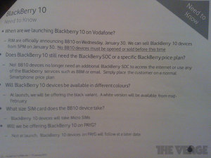 UK High Street: BlackBerry Z10 on sale Thursday 31 January, not launch day - photo 2