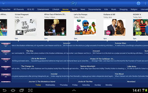 Sky+ for Android adds Planner Manager and Remote Control features - photo 6