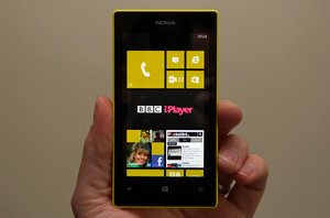Nokia Lumia 520 review - photo 1