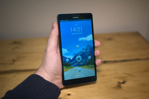 Huawei Ascend Mate review - photo 4