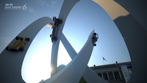 Goodwood Festival of Speed to feature in Gran Turismo 6, great screens reveal all - photo 1