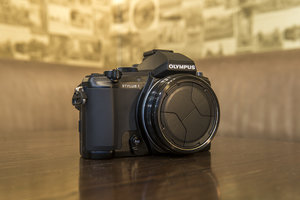 Hands-on: Olympus Stylus 1 review - photo 5