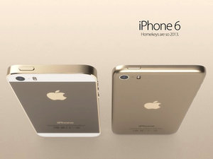 Look at this iPhone 6, we hope this is the iPhone 6. Wouldn't it be a great iPhone 6? - photo 5