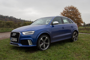 Hands-on: Audi RS Q3 review - photo 2