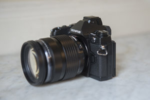 Olympus OM-D E-M1 review - photo 2