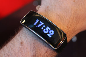 Hands-on: Samsung Gear Fit review - photo 10