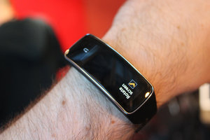 Hands-on: Samsung Gear Fit review - photo 9