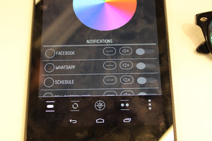 WeOn Glasses bring smart LED notifications and one-touch controls to your specs - photo 5