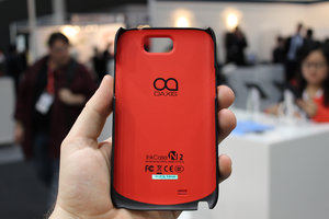 Oaxis InkCase pictures and hands-on - photo 9