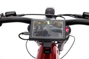 Qoros eBiqe Concept electric bicycle can hit 40mph with a 75 mile range - photo 4