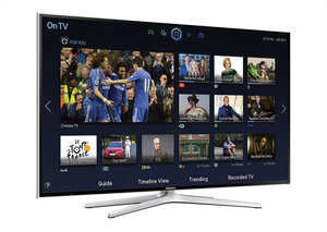 Samsung UE40H6400 6 Series TV review - photo 1