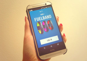 Nike+ FuelBand application for  <b> Google android </b>  finally to select couple of devices