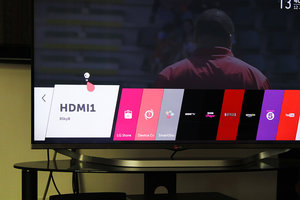 LG LB700V 42-inch Smart TV with webOS review - photo 2