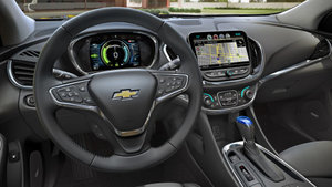 These 14 models in Chevy's 2016 fleet will support Apple CarPla