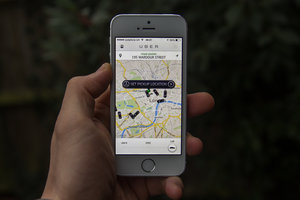 Uber: The new taxi service hoping to change getting a cab in London - photo 1