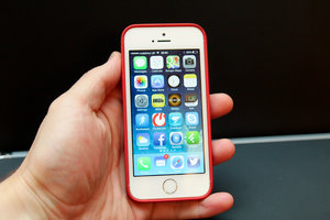 Apple iPhone 5S review - photo 17