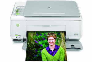 Hp Photosmart C4180 All In One Printer Driver