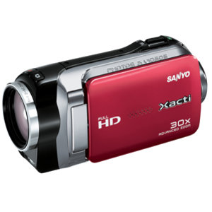 Sanyo Xacti VPC-SH1 camcorder   review - photo 1