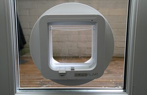SureFlap microchip cat flap  review - photo 1