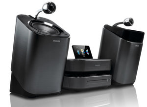 Philips Streamium MCi900   review - photo 2