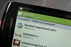 Sony Ericsson Xperia Play   review - photo 22