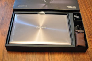 Asus UX31 Zenbook review - photo 3