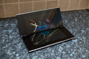 Sony Tablet P review - photo 1