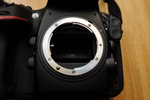 Nikon D800 review - photo 5