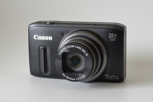 Canon PowerShot SX260 HS review - photo 1