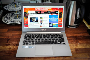 Asus Zenbook Prime UX31a review - photo 1