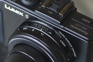 Panasonic Lumix LX7 review - photo 9