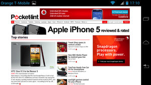 Motorola RAZR i review - photo 22