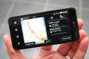 TomTom for Android review - photo 4