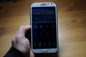 Samsung Galaxy Note 2 review - photo 9