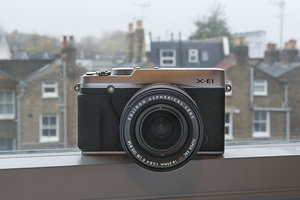 Fujifilm X-E1 review - photo 1