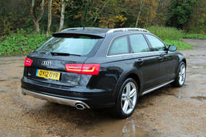 Audi A6 Allroad 3.0 TDI Quattro review - photo 7