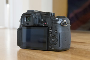 Panasonic Lumix GH3 review - photo 3
