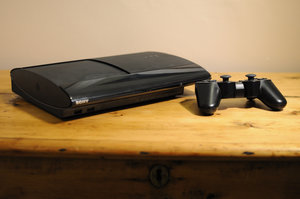 Sony PS3 slim review - photo 1