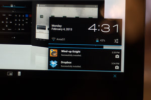 Sony Xperia Tablet S review - photo 9