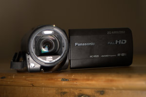 Panasonic HC-X920 camcorder review - photo 9