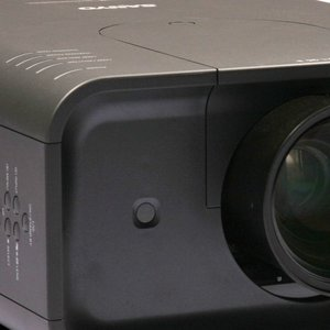 Sanyo's new 4LCD projector - the PLC-XP200L - photo 1