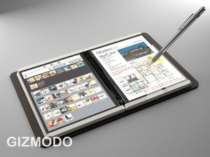 Microsoft Courier dual screen next-gen tablet revealed  - photo 3