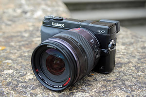Panasonic Lumix GX7 preview