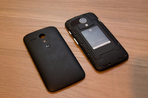 Motorola Moto G preview