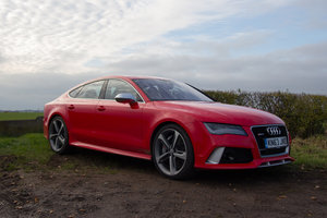 Audi RS7 Sportback review