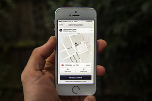 Uberlux Cars London >> Uber: The new taxi service hoping to change getting a cab in London - Pocket-lint